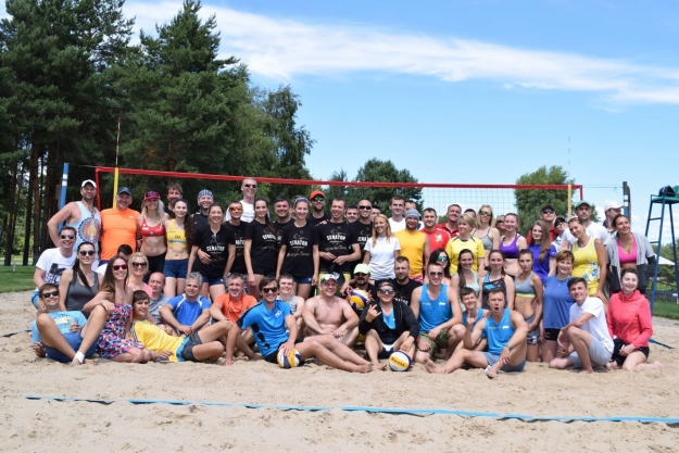 "Результаты турнира  ""Amatour Beach Volley Tournament 12.06.2016 """