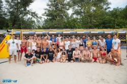 "Результаты ""Amatour Beach Volley Tournament 11.06.2017 """