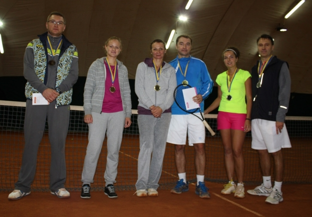 "Результаты турнира  ""Amatour Mixed  PRO/AM CUP 29.09.2013"