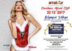 Результаты турнира Amatour Christmas Mixed CUP 22.12.2017