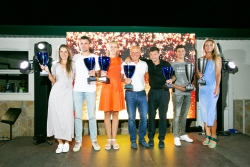 "Результаты турнира "" International Odessa Open 31.07-01.08.2020 """