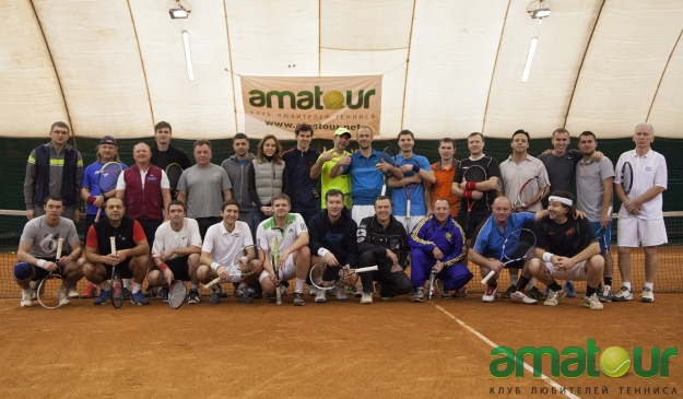 "Фото и результаты турнира "" KIEV INTERNATIONAL OPEN PRO/AM CUP 30.11-1.12.2013"