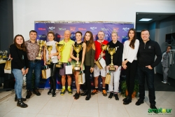 "Результаты турнира ""Amatour Christmas Mixed Cup 21.12.2018"""