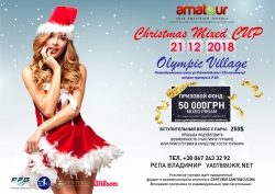 "Результаты турнира""Amatour Christmas Mixed Cup 22.12.2017"""